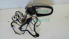 BMW X5 DRIVER SIDE WING MIRROR AUTO FOLDING, DIMMING, HEATED & CAMERA 7136887