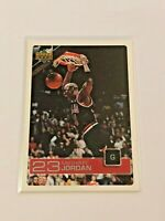 2003 Upper Deck Sports Basketball UD8 - Michael Jordan - Chicago Bulls