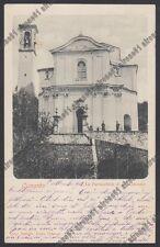 VARESE CUNARDO 20 Cartolina viaggiata 1901