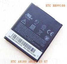 1pcs New Battery For HTC A8180 A8181 G5 G7 T9188 BB99100 3.7V 1400mAh