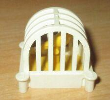 Lego FABULAND-pájaro amarillo en la jaula