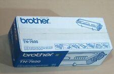 [0689*] BROTHER TN-7600 BLACK TONER ( RRP>$190 )