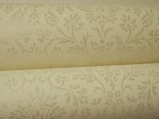 2 rolls of Laura Ashley Wallpaper - Annecy Linen - same batch