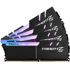 G.Skill Trident Z RGB 32GB (4x8GB) 3600MHz CL17 DDR4