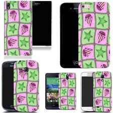 Étuis, housses et coques multicolores Pour Samsung Galaxy Alpha pour téléphone mobile et assistant personnel (PDA)