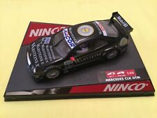 """Ninco Slot Car  1:32  50253   Mercedes CLK DTM  """" Warsteiner. """"  (A16)"""