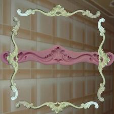 Stuck Negativform Gießform Silikonformen für Gips Verzierung Dekor Relief (71)