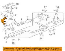 Chevrolet GM OEM 12-13 Impala 3.6L-V6-Catalytic Converter 20831819