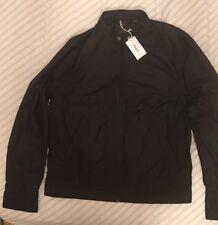 filippa k men Nylon Biker Jacket NWT Size 42 MSR $215