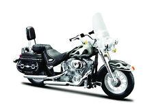 Harley-Davidson 2002  FLSTC Heritage Softail Classic1:18 Modell von maisto