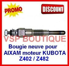 BOUGIE DE PRECHAUFFAGE AIXAM KUBOTA Z402 / Z482 (adaptable)