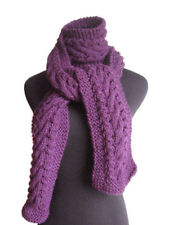Hand Knitted, Hand made women's/men's scarf