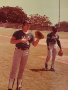 GARY CARTER ONE-OF-A-KIND ORIGINAL PHOTO I TOOK DURING SPRING TRAINING