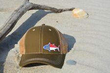 North Carolina Tuna State Flag Tucker Hat