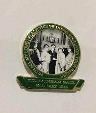 Joseph Plunkett Grace Kilmainham Easter Rising Pin Badge Celtic Republican Irish