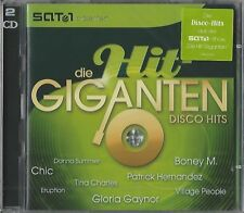 DIE HIT GIGANTEN / DISCO HITS * NEW 2CD'S * NEU *