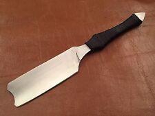 HAND MADE 420 ad alta acciaio al carbonio Rasoio A-Kamisori-shave ready-xc4