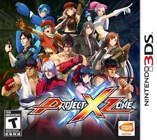 Project X Zone - Limited Edition - Nintendo 3DS Game Only