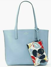 NWT Kate Spade Mya Arch Place Reversible Tote Breezy Floral Shoulder Bag + Pouch