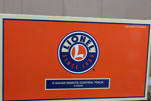 "LIONEL # 65530 ""O"" GAUGE REMOTE CONTROL  OPERATING TRACK"
