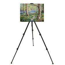 Pieghevole Telescopico artista CAVALLETTO TREPPIEDE PORTATILE Disegnare Dipingere Disegnare Display Stand