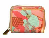 Oilily Botanic Pop XS Wallet Geldbörse Portemonnaie Rot Rosa Pink Flamingo Neu