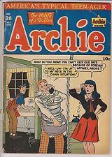 Archie Comics #26 VG-