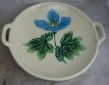 antike Keramik Platte Schale Relief Jugendstil #1