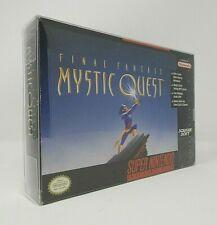 Final Fantasy: Mystic Quest (Super Nintendo Entertainment, 1992, Square Soft)