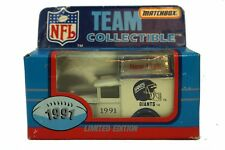 Matchbox New York Giants Limited Edition 1991. NFL-91-1 Ford Model A Van. SEALED