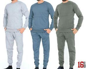 MENS Tacksuit Designer Jogging Bottoms set Zip Pockets , Zip Up Hoodie BNWT sale