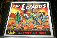 THE LIZARDS Against all odds !!! BLUES ROCK VERY RARE HARD TO FIND