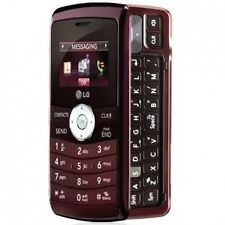 LG EnV3 VX9200 - RED Maroon (Verizon) Cellular Phone Page Plus Straight Talk