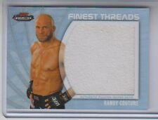2012 Topps UFC Finest Threads Randy Couture Jumbo Relic NM Condition
