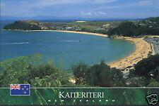 Ansichtskarte: Kaiteriteri, Nelson-District, Neuseeland