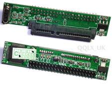 SATA FEMMINA A 44Pin 2.5 IDE HDD maschio Adattatore Convertitore spc-0169 - UK Venditore
