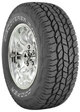 4 NEW 265/70-17 Cooper Discoverer AT3 55K 6PLY TIRES 70R17 R17 70R