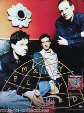 MARCY PLAYGROUND 1997 SELF TITLED ORIGINAL PROMO POSTER