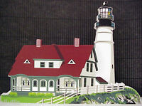 PORTLAND HEAD LIGHTHOUSE PLH05 PANORAMIC LIGHTHOUSE SERIES Shelia's Mint