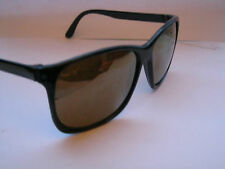 New Unisex Sunglasses with Black Frames & Reflective Lens 4658