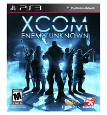 XCOM: Enemy Unknown - Playstation 3 |  New Sealed Video Game