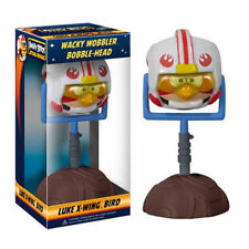 Wacky Wobbler Bobble-Head – Luke X-Wing Bird - Funko - Angry Bords - New