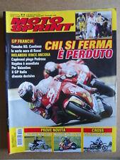 MOTOSPRINT n°21  2006     [Q30]  TEST MOTO GUZZI NORGE 1200 MALAGUTI MADISON 3 2