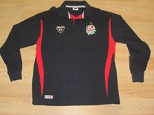 England Counties XV Rugby Jersey/Size Small/Red Rose/Free Shipping!