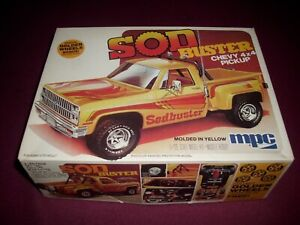 MPC Sod Buster 1980 Chevy 4x4 pickup