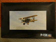 Hasegawa BOEING P-12E 1/32 Scale  NEW open box made in 1991