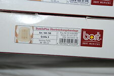 BORT 104730 STABILOPLUS ÜBERBRÜCKUNGSBANDAGE GR. 3 STABILO PLUS 104 730 NEU OVP