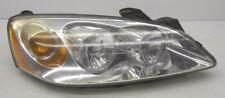OEM Pontiac G6 Right Halogen Headlamp Lens Haze 20821144