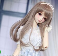 1 6 6-7 Dal Msd BJD YOSD Wig LUTS DOC BB supper Dollfie Doll Girl Toy Long wigs