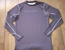 Mens Under Armour Long Sleeved Top, Medium, Good Condition